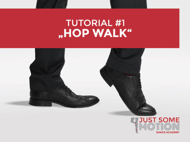 Tutorial #1 - Hop Walk
