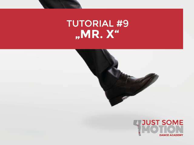 Tutorial #9 - MR. X mit Raúl Richter #neoswing
