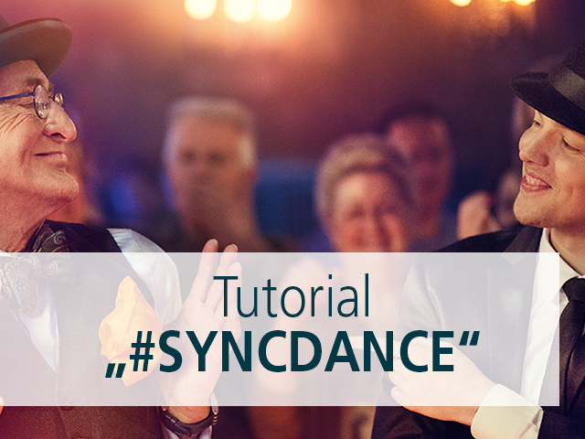Tutorial – #SyncDance